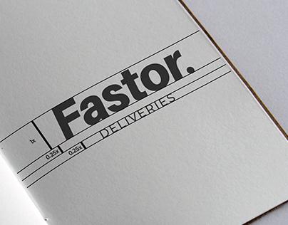 Fastor Deliveries - Logo Project