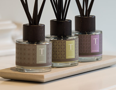 T London - Home Fragrance and Body collections