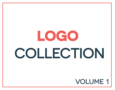A collection of logos. Some client work, some unused.