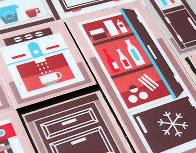 """Board Game Redesign """"Budget Smartly"""" 2015"""