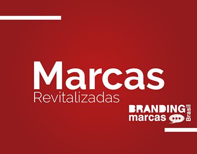 Marcas Revitalizadas | Branding Marcas Brasil