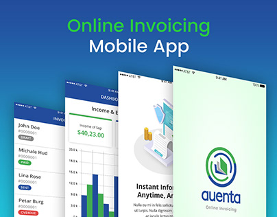 Invoicing Mobile App