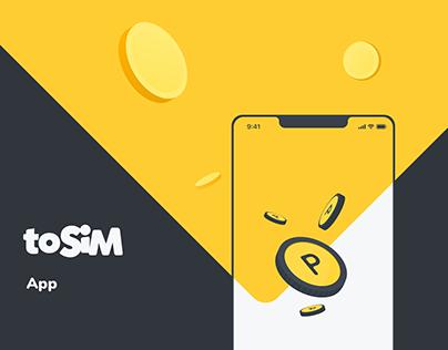 ToSim - App