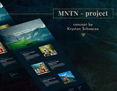 MNTN - project
