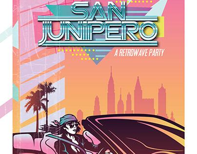 San Junipero 1 Year Anniversary Party