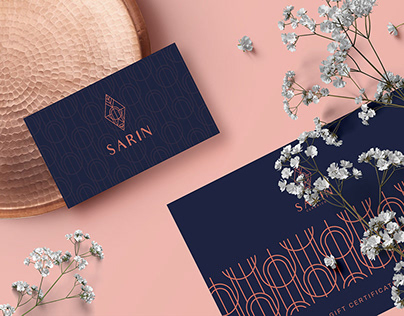SARIN / brand identity