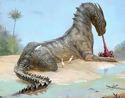 River Creature