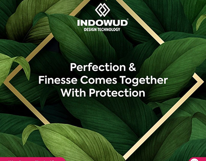 REAL furniture and interiors thermoforming Indowud
