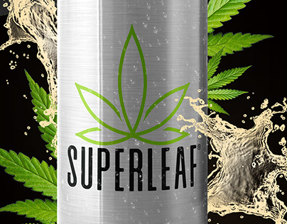 Superleaf Energy Drink