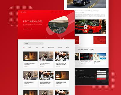 Superx Website design #UI