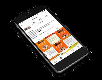 UDLA Festoc - Diseño de logo y publicidad