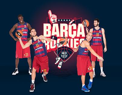 Web Barça rookies