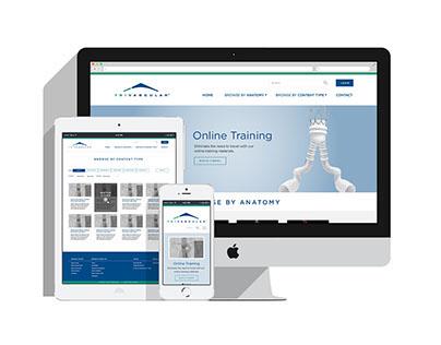 Trivascular Education Site