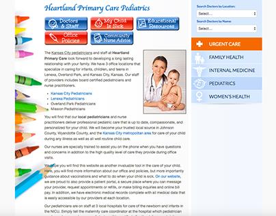 Heartland Primary Care: Best Kansas City Pediatricians