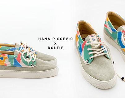 Collab with spanish brand 'Dolfie Paradise'
