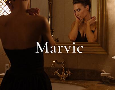 Marvic UI/UX