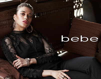 BEBE - India Launch Campaign