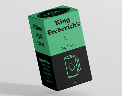 Brand Opus Competition brief // King Frederick's