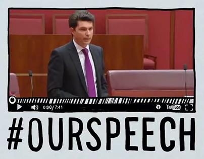 #OurSpeech