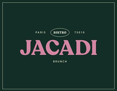 Jacadi - Identity restaurant