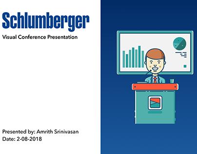 Schlumberger Technical Presentation