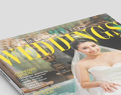 Philippine Tatler Weddings 2019