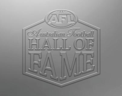 2019 AFL Hall of Fame Invitation