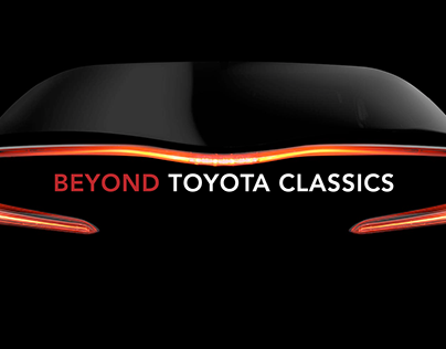 Beyond Toyota Classics for Toyota