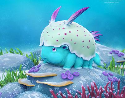 Sea Bun