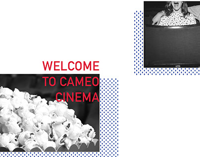 Cameo Cinema Branding