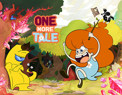 One More Tale - Cartoon TV Show Pitch Bible Content