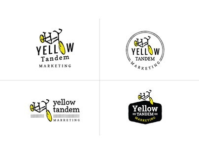 Yellow Tandem Marketing Branding