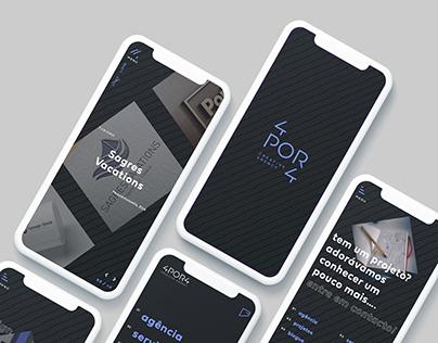Rebranding 4POR4