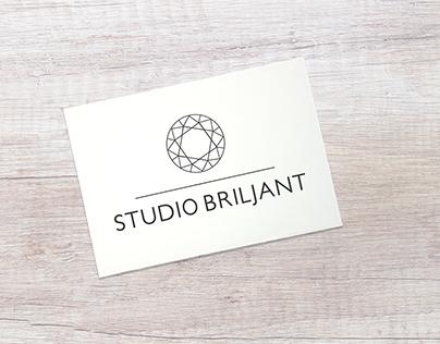 LOGO DESIGN - STUDIO BRILJANT
