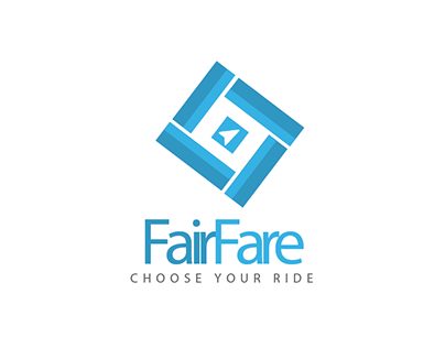 Fair Fare promo table tents