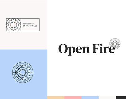 Open Fire Branding