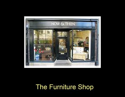 Color Wheel Derivation - Furniture Shop