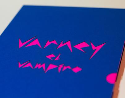 Varney, el vampiro - Diseño Editorial
