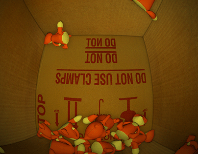 Box full of foxes