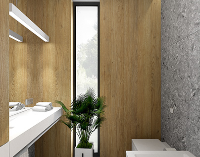 E7 - łazienka