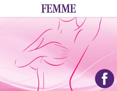 Femme - Redes Sociais