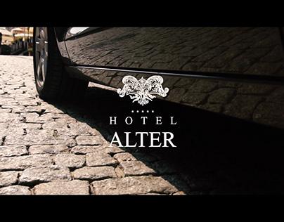 Spot reklamowy hotelu Alter