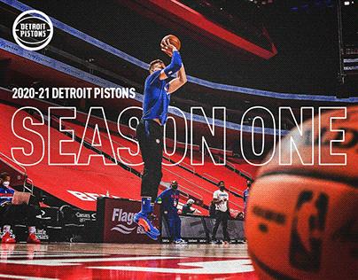 2020-21 Detroit Pistons | Season One