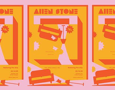 Allen Stone / Gig Poster