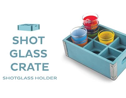 Shot Glass Crate