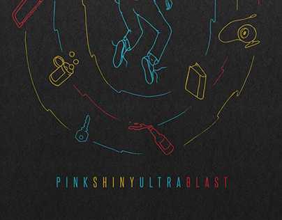 Pinkshinyultrablast - t-shirts and a poster