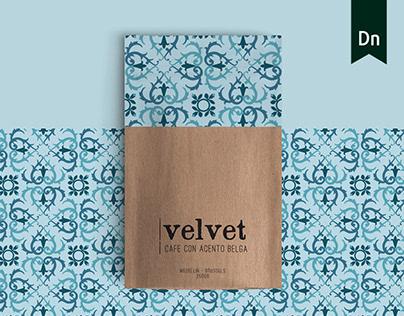 Velvet Coffee Bags Package Design & Branding