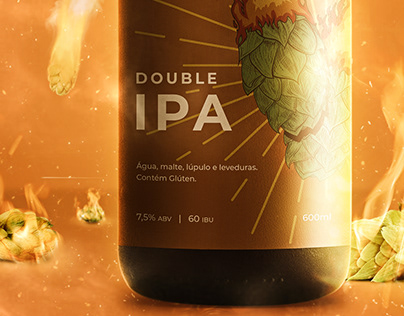 Label | WKND Brewers | Double IPA