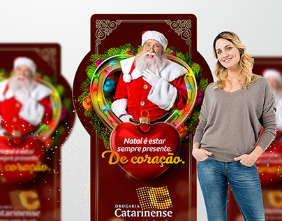 Christmas Drogaria Catarinense