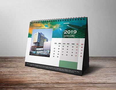 2019 Business Calender